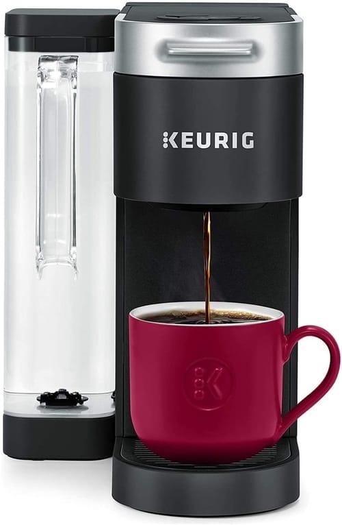 Keurig K-Supreme Pod Coffee Maker with K-Cup Holder