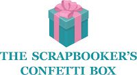 The Scrapbooker's Confetti Box