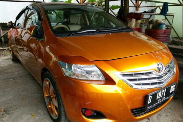 AGEN BOLA - Mobil Aneh Yang Bermuka Dua Ditilang Polisi di Bandung
