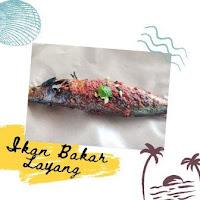 Ikan bakar layang yang mirip ikan tongkol