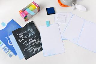Tarjetas para los sobres