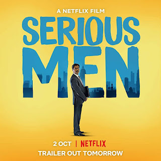 "Nawazuddin ""Serious Men"" trailer, cast Manu Joseph novel"