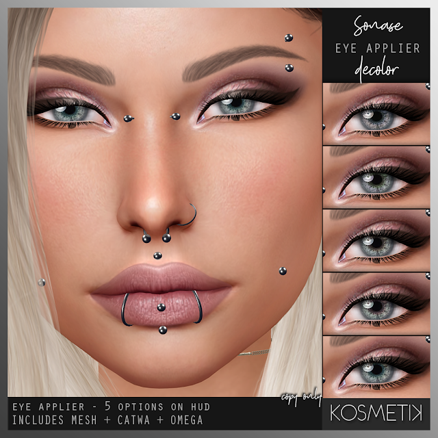 KOSMETIK @ The Makeover Room [SEP 01]