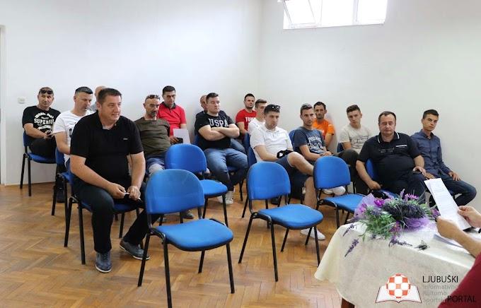 Održan sastanak glede početka MNL MZ Grada Ljubuškog