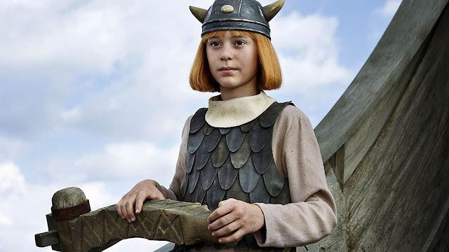 Vicky el vikingo y el martillo de Thor (2011)