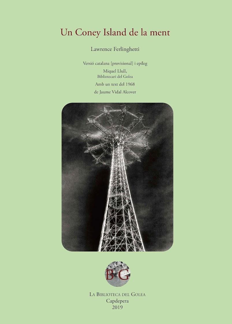 Un Coney Island de la Ment, de Lawrence Ferlinguetti