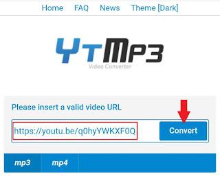 Cara Mengubah Video ke MP3 di Android Tanpa Aplikasi 8