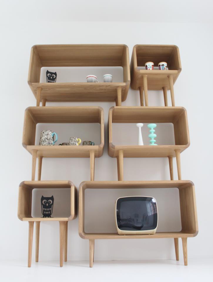 die wohngalerie ungew hnlich gut teve regal von wiinberg. Black Bedroom Furniture Sets. Home Design Ideas