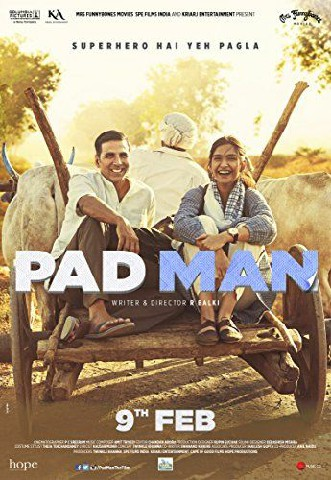Padman (2018) Full Movie Download 480p 720p 1080p