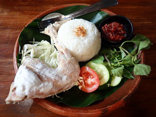 kuliner tradisional ayam ingkung jogja
