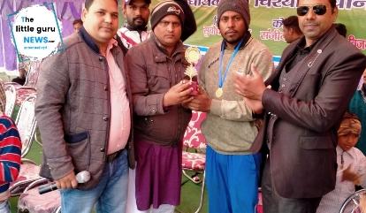 बहुप्रतीक्षित शहीद भगत सिंह टूर्नामेंट प्रारंभ, उद्घाटन मैच में पारू ने बेतिया को हराया