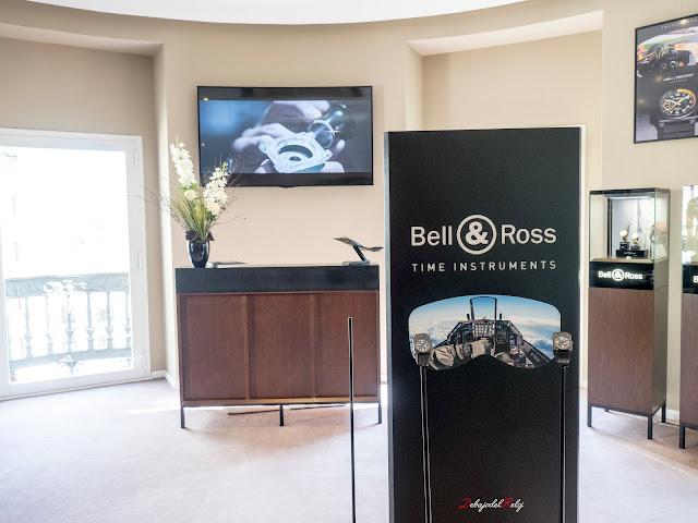 Bell&Ross showroom 2