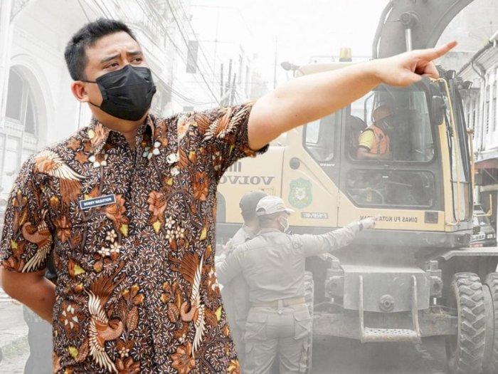 """Bobby Nasution """"Wali Kota Rasa Presiden"""", Ogah Minta Maaf Terkait Insiden Pengusiran Wartawan"""