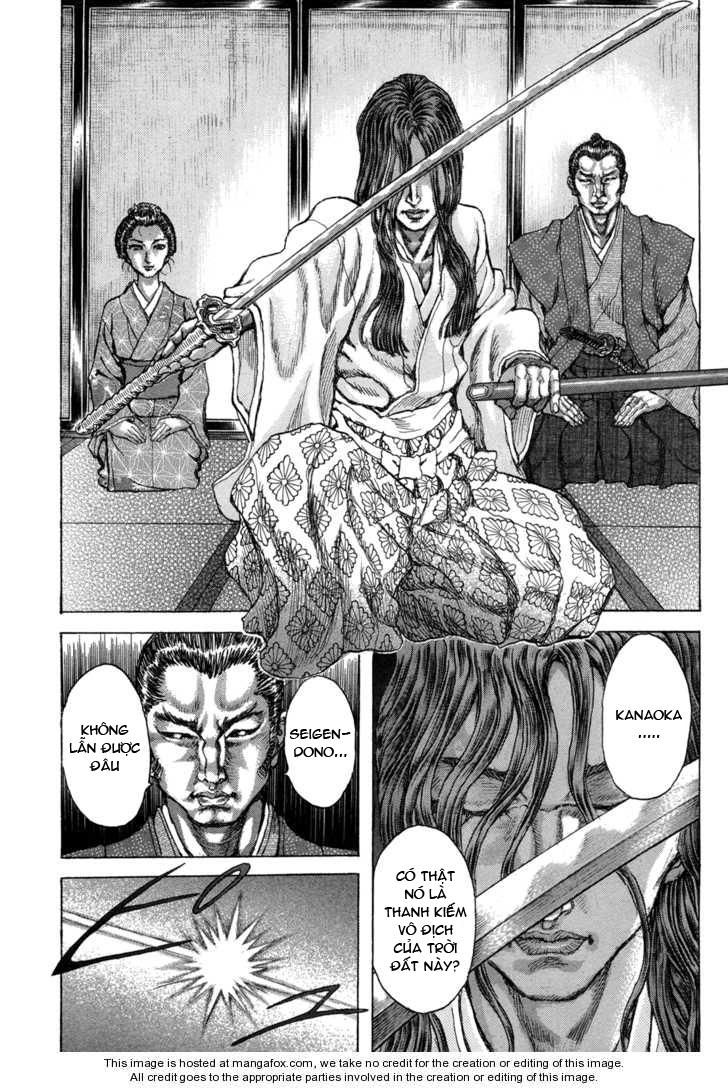 Shigurui chap 78 trang 16
