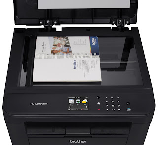 Brother HL-L2380DW Wireless Monochrome Laser Printer Driver Software - Firmware Download