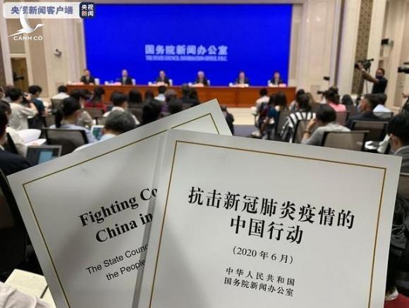 Thật là trâng tráo: Trung Quốc công bố Sách Trắng về Covid-19, tuyên bố không bồi thường