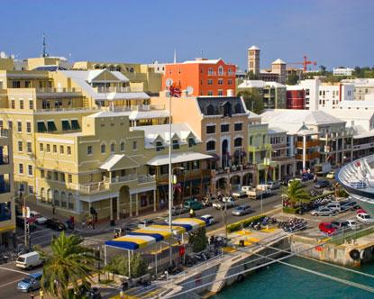 Hamilton | Capital das Bermudas