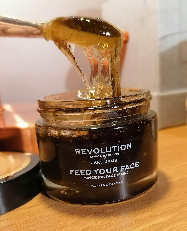 REVOLUTION SKINCARE x Jake Jamie  Mince pie face mask