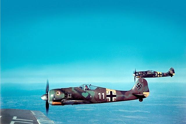 Bf-109 Color photos World War II worldwartwo.filminspector.com