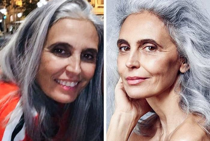 Milva Spina, 59 years old