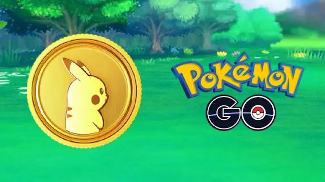 طريقة الحصول على القطع النقدية مجانا في لعبة بوكيمون جو   Pokémon Go