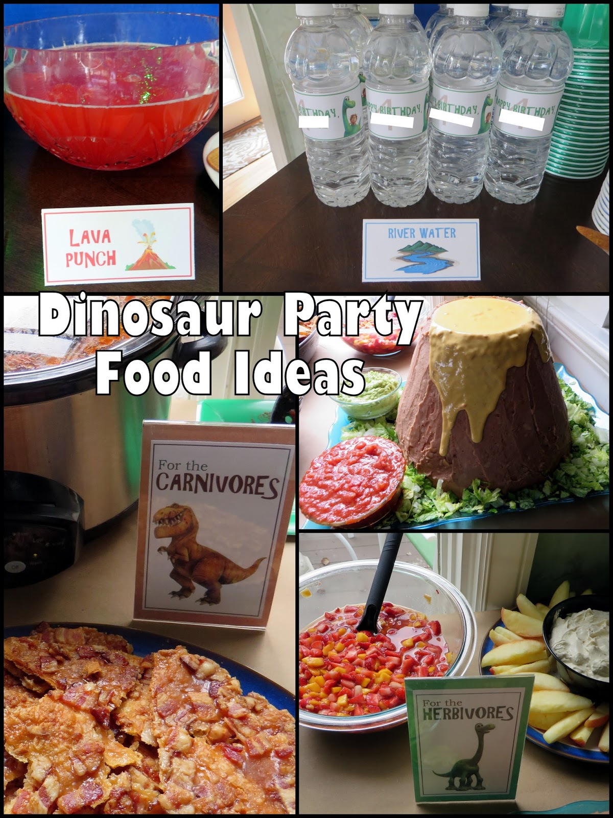 Moms Tot School: The Good Dinosaur Birthday Party!