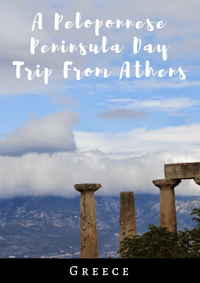 A Peloponnese Peninsula Day Trip from Athens to Corinth Greece