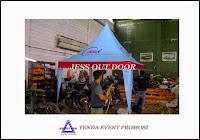 Pabrik, Tempat, Produksi, Pembuat Tenda Cafe