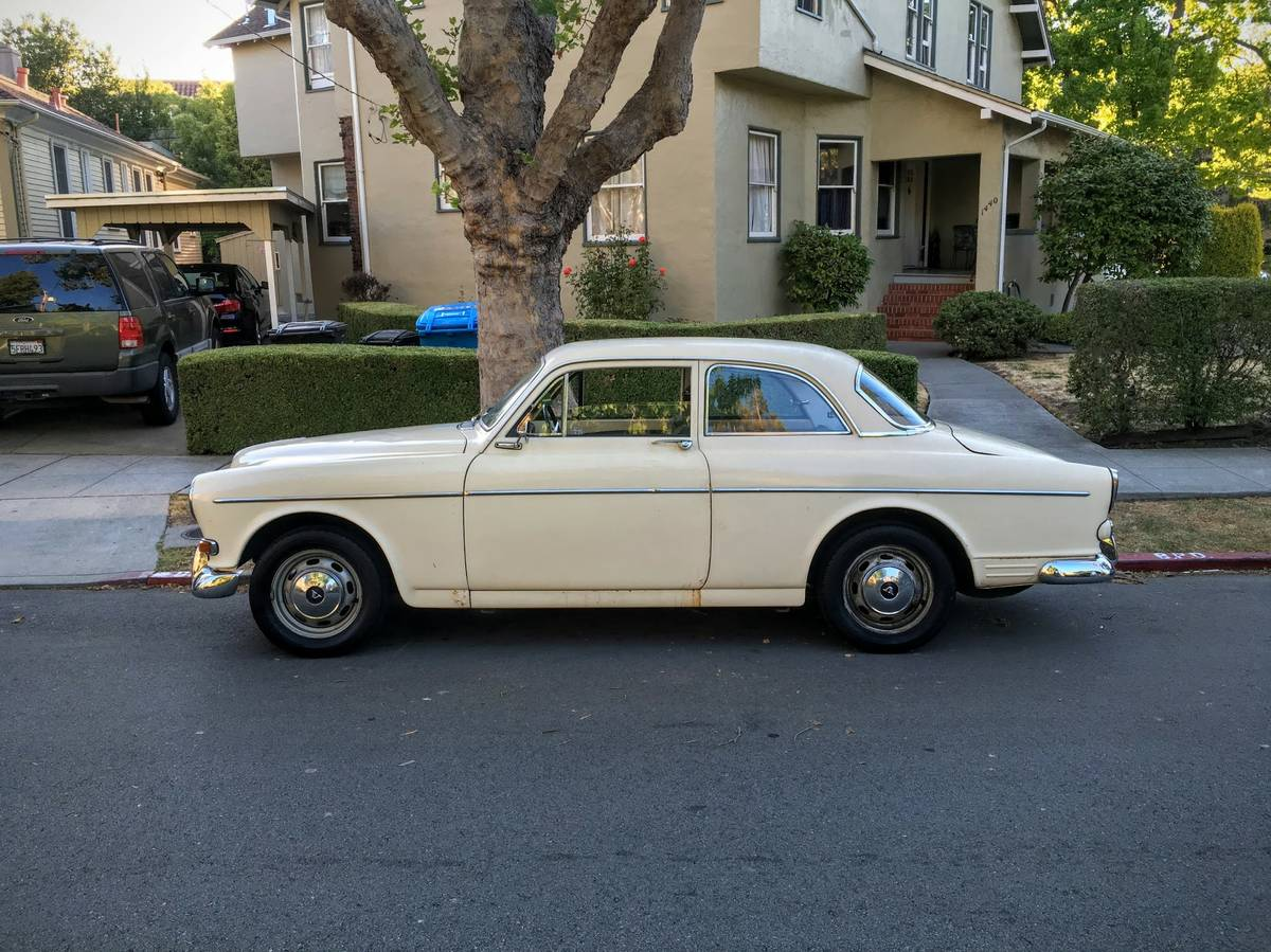 Daily Turismo: Rusty RoadTripper: 1966 Volvo 122S Amazon