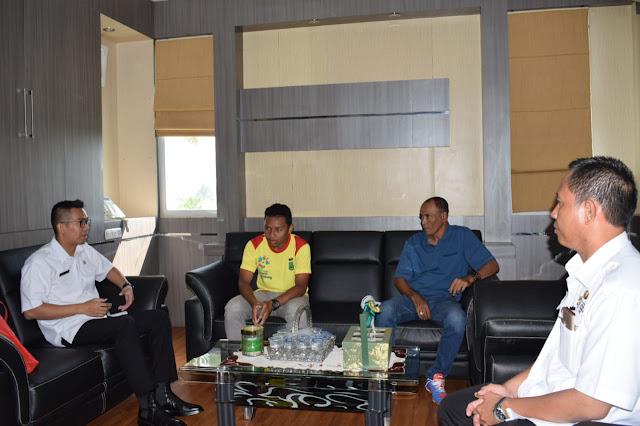 "MUBA Utus Atletnya Ikuti Seleknas Kejuaraan Sepak Bola Internasional ""Gothia Cup China 2019"""