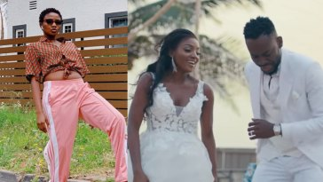 Simi Reveals The Only Reason She Got Married, Stating That Adekunle Gold Didn't Want To Marry