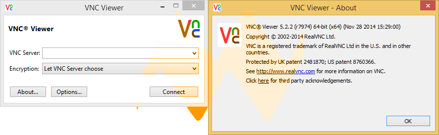 VNC Viewer 5.2.2