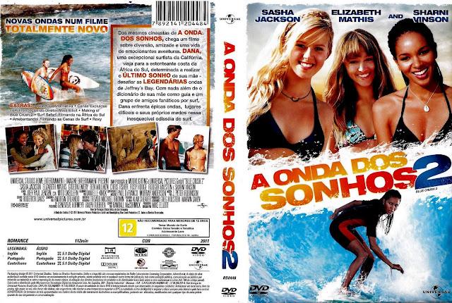 Capa DVD A Onda dos Sonhos 2