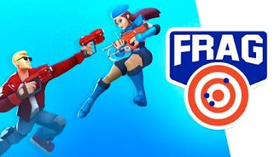 تحميل لعبة FRAG Pro Shooter للاندرويد برابط مباشر