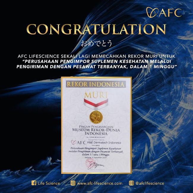 Agen Jual: SOP 100 AFC, Khasiat AFC SOP 100+, di Kolaka Utara
