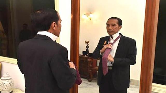 Presiden Jokowi Tak Ingin Indonesia Dijajah Produk Asing