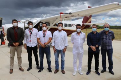 Novidade na Chapada Diamantina | Mucugê deve receber voo semanal da Abaeté Linhas Aéreas