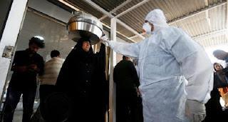 Kasus Virus Corona di Iran Paling banyak Terjadi di Kota Suci Syiah, Qom