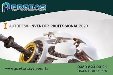 Autodesk Inventor Eğitimi
