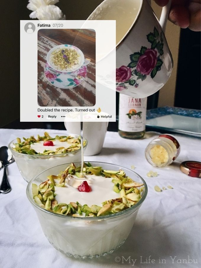 Most Popular Recipes of 2020 - layali lubnan