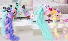 Подружки Candylocks Spin Master BFF 2 Pack: наборы с двумя куклами