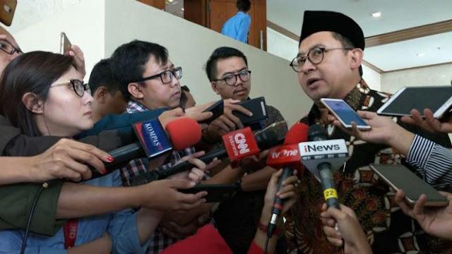 Fadli Zon Sebut Tuduhan Ambulans Gerindra Berisi Batu Framming Jahat