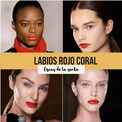 labios rojos collage