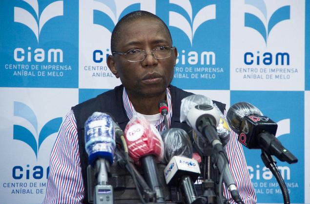 Covid-19: Primeiro caso de transmissão local registado em Angola