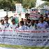 उच्च शिक्षण संस्थानों पर त्रिपक्षीय समझौता थोपे जाने के खिलाफ आयोजित रैली में केवाईएस ने लिया भाग   KYS took part in rally organized against imposing trilateral settlement on higher educational institutions