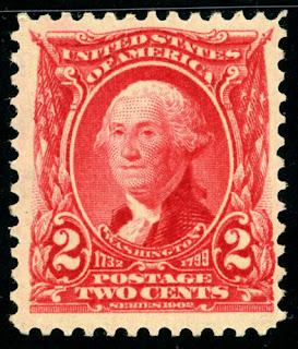 George Washington 2¢