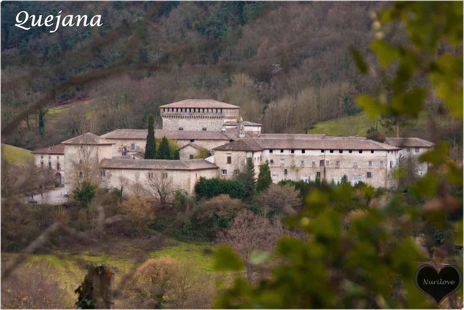 Quejana, un lugar cerca de Bilbao donde pasar un agradable día de excursión
