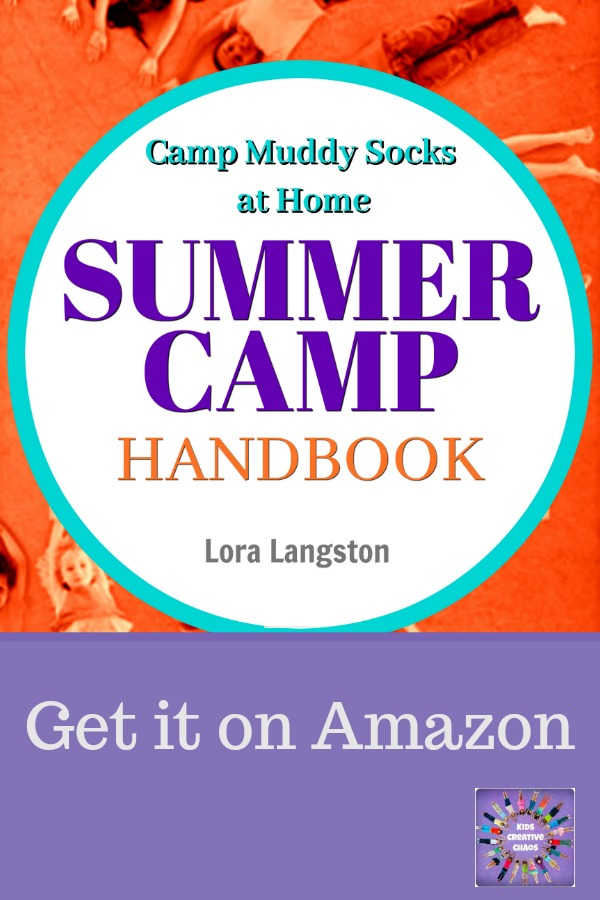 Summer Camp Themes Ideas Books