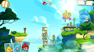 Angry Birds 2 Mod Apk Unlimited Lives