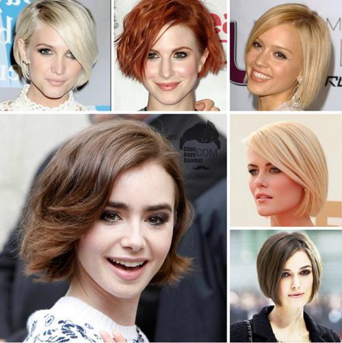 model gaya rambut wanita panjang pendek terbaru